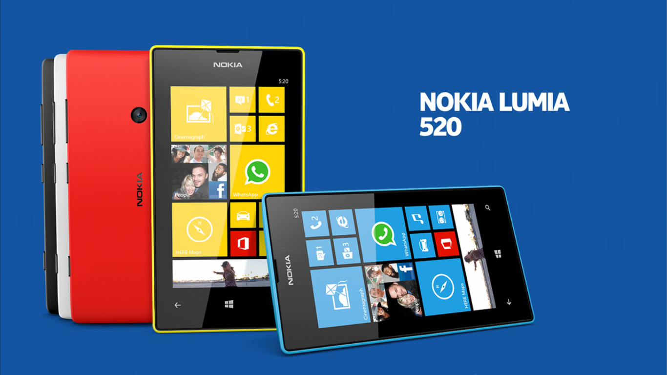 lumia520 - Black Friday, le Nokia Lumia 520 à seulement 65€